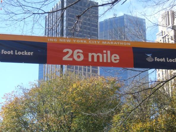 Pour pouvoir franchir l'arche d'arrivée à Central Park, Coco est passé par les 5 boroughs, mais aussi par tous les états !
